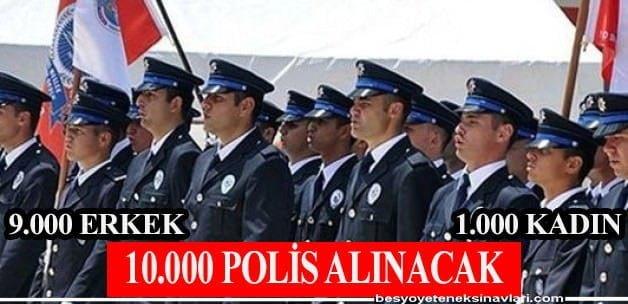 10.000 Bin Polis Alımı Yapılacak !