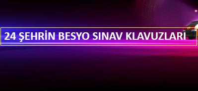 2015 Besyo Sınav Klavuzları