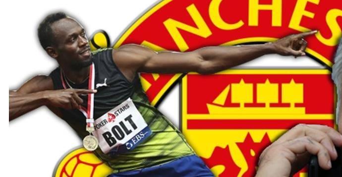 Usain Bolt Manchester United'den Teklif Bekliyor