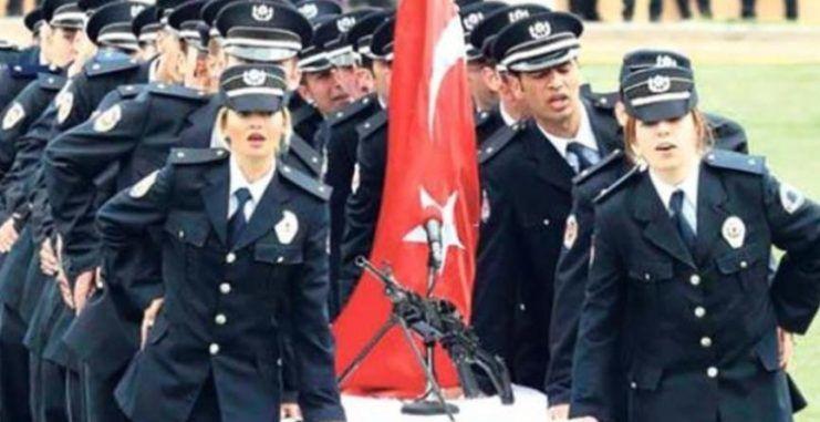 32 Bin Polis Alınacak Ön Lisans Mezunları Polis Olabilecek