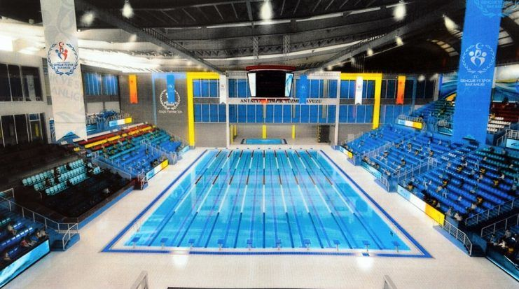1. Kademe Yüzme Antrenörlük Kursu Açılacaktır