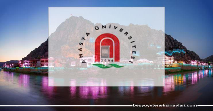 Amasya Üniversitesi Besyo Yetenek Sınavı 2017-2018