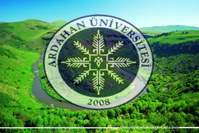 Ardahan Üniversitesi Besyo Yetenek Sınavı 2017