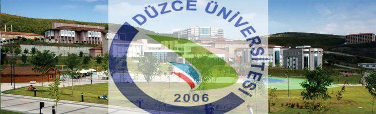 Düzce Üniversitesi Spor Bilimleri Yetenek Sınavı 2016