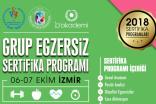 İzmir'de Grup Egzersizi Sertifika Programı Açılacaktır