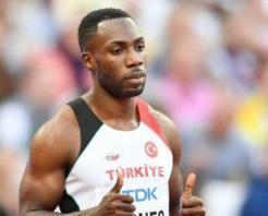 Emre Zafer Barnes'ten yeni Türkiye rekoru
