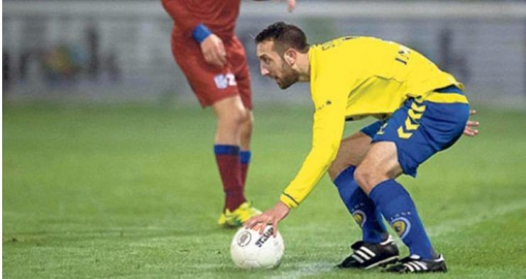 Futbolda Taç Atışları Artık Ayakla Mı Yapılacak ?