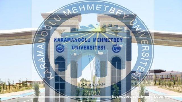 Karaman Besyo Yetenek Sınav Sonuçları 2017