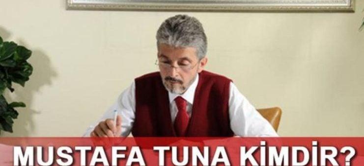 Mustafa Tuna Kimdir ?