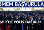 İzmir'de Polis Meslek Eğitim Merkezi (POMEM) Hazırlık Kursu Kayıtları Başlamıştır