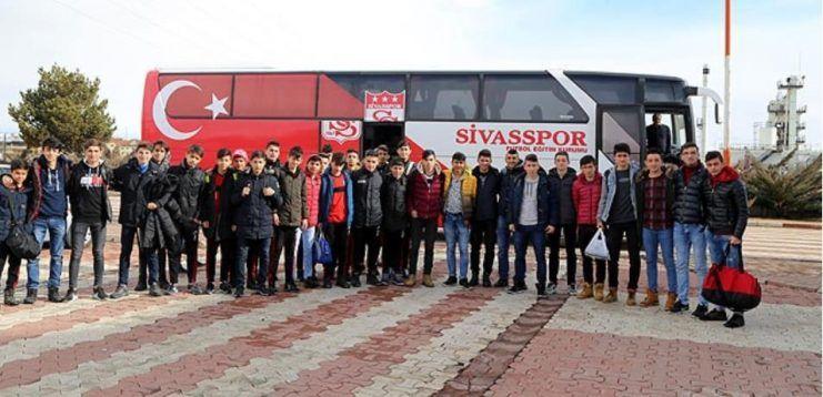 Sivasspor'dan Altyapı Hamlesi