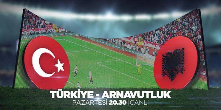 Türkiye-Arnavutluk Maçı Ne Zaman Hangi Kanalda Saat Kaç da