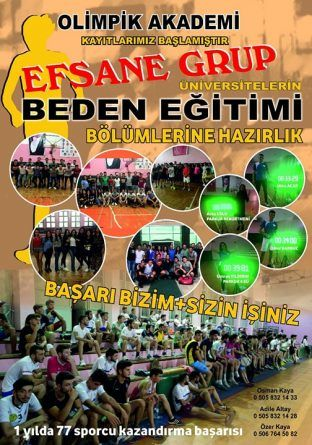 Trabzonun En Başarılı BESYO Hazırlık Kursunun Kayıtları Devam Etmekte
