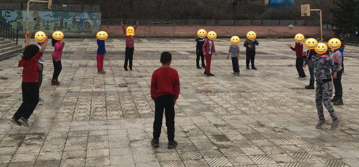 Top Kapma Oyunu – Beden Eğitimi Eğitsel Oyunlar