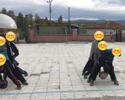 Top Taşıma Yarışı – Beden Eğitimi Eğitsel Oyunlar