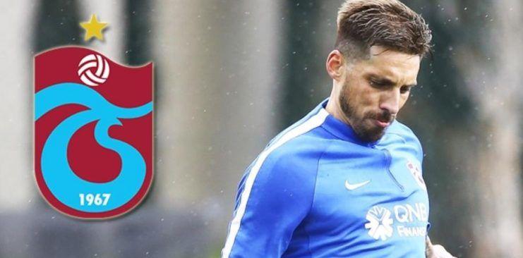 İşte Trabzonsporsun Yeni Transferi