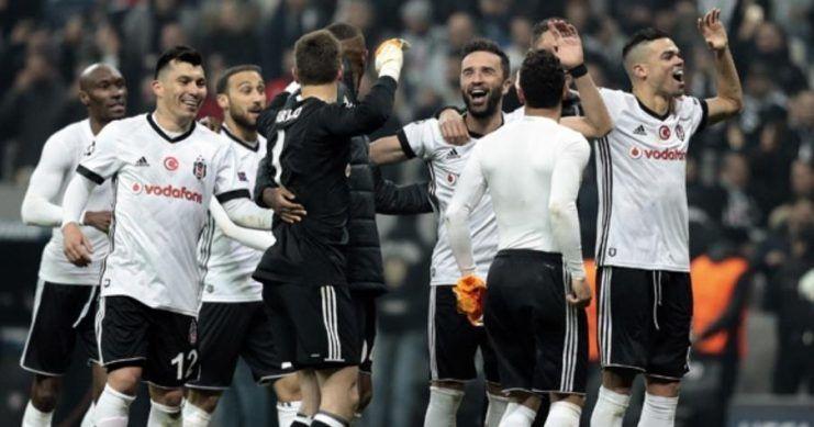 Beşiktaş Rekorlar İçin Sahaya Çıkıyor