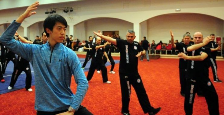 Wushu Kung Fu Sporunda Hedef Çin'i Geçmek