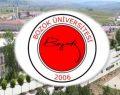 Yozgat Bozok Üniversitesi Kontrol Listesi Yayımlandı