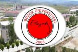 Yozgat Bozok Üniversitesi Besyo Yetenek Sınavı Kılavuzu  2018