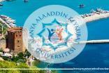 Alanya Alaaddin Keykubat Üniversitesi 2018 Besyo Kılavuzunu Açıkladı!