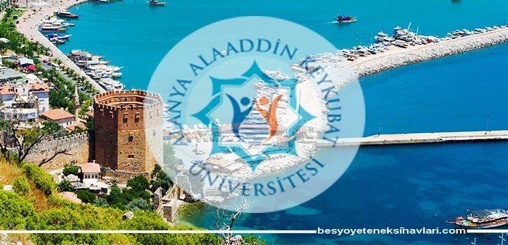 Alanya Alaaddin Keykubat Üniversitesi Besyo Online Başvurular 2017