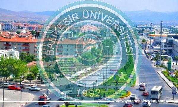 Balıkesir Besyo 2017 Özel Yetenek Sınavı Kesin Kayıt İçin İstenen Belgeler Ve Kayıt Tarihleri