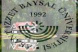 Bolu Abant İzzet Baysal Üniversitesi 2019 Formasyon Duyurusu