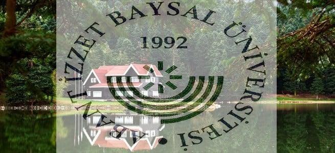 Bolu İzzet Baysal Üniversitesi Besyo Yetenek Sınavı 2016