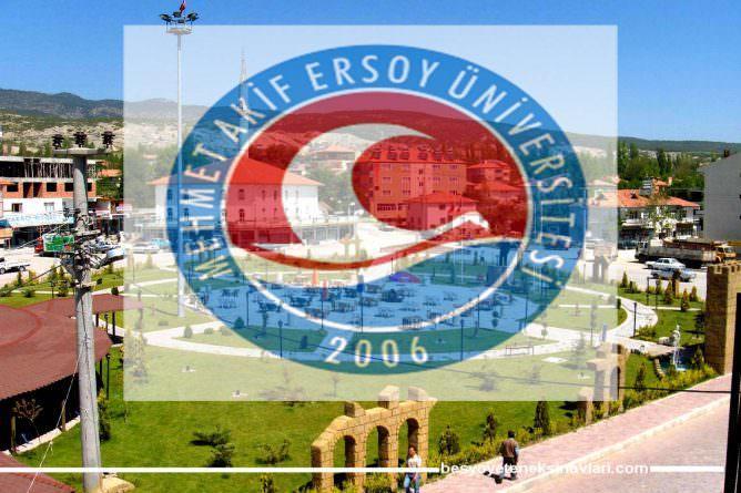 Burdur Mehmet Akif Ersoy Üniversitesi Besyo Yetenek Sınavı 2017