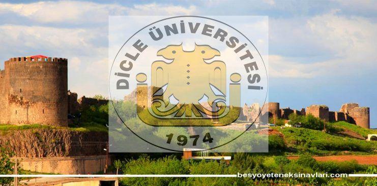 Diyarbakır Dicle Üniversitesi Besyo Yetenek Sınavı 2017