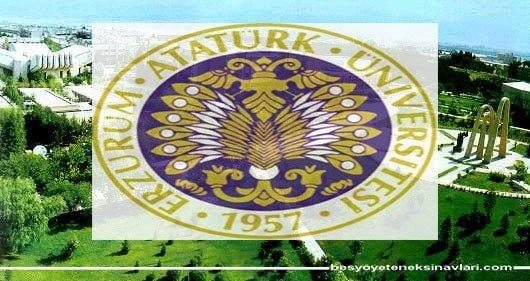 Erzurum Atatürk Üniversitesi Sınav Sonuçları 2016