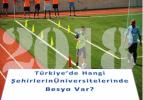 Türkiye'de Hangi Şehirlerin Üniversitelerinde Besyo Var?