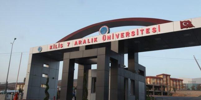 Kilis 7 ARalık Üniversitesi 2018 Besyo Sonuçları Açıklandı