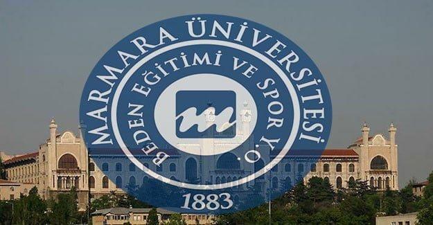 Marmara Üniversitesi Spor Bilimleri Sonuçları 2016