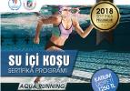 Muğla'da Su İçi Koşu Sertifika Programı Açılacaktır