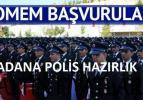 Adana Polis Meslek Eğitim Merkezi (POMEM) Hazırlık Kursu Kayıtları Başlamıştır