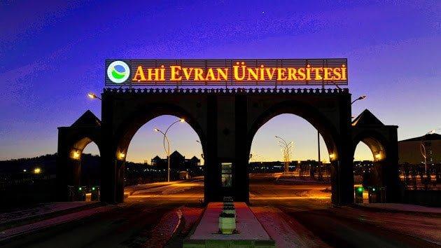 Kırşehir Ahi Evran Üniversitesi Besyo Yetenek Sınav Başvuruları